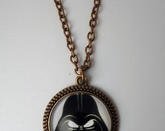 Darth Vader Star Wars Necklace