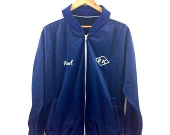 Vintage British Knights Navy Blue Jacket