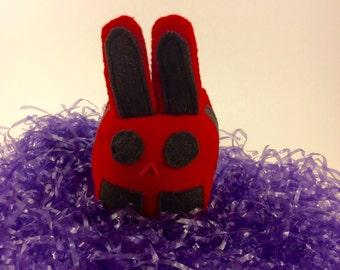 Deadpool bunny plush