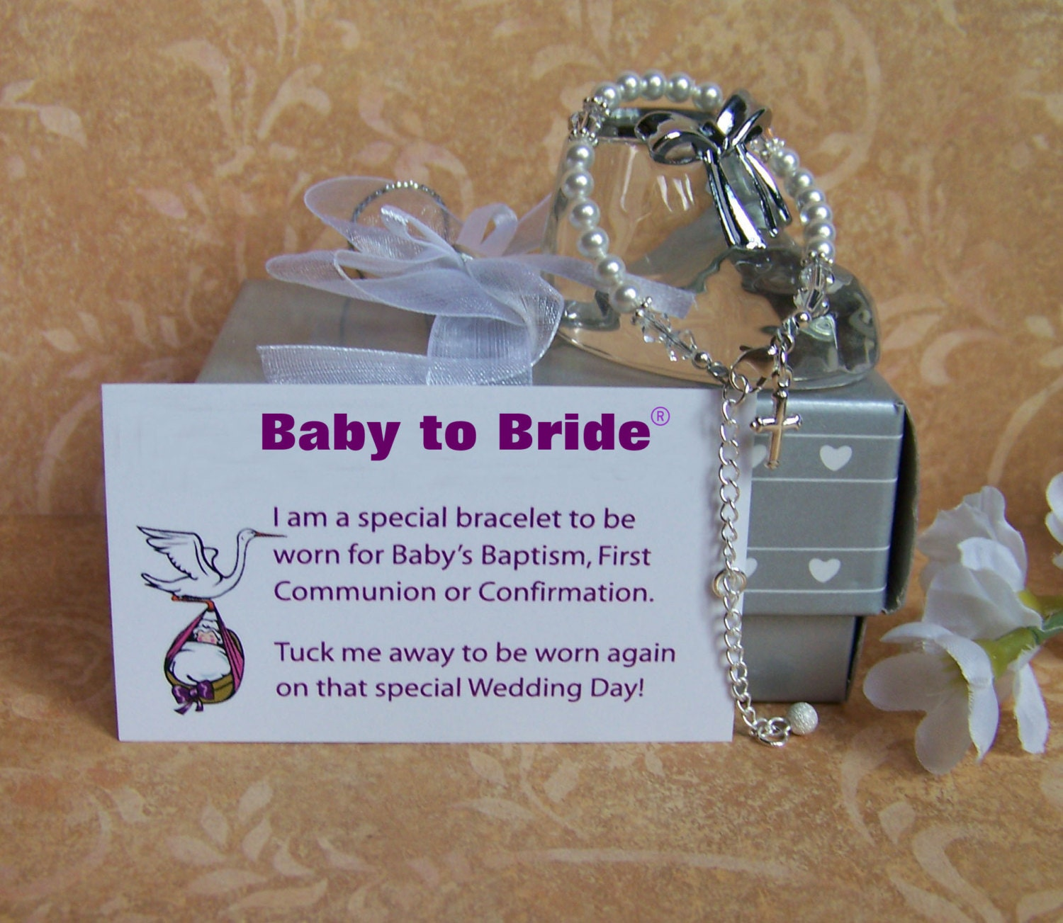 Wedding gift away ideas for baby