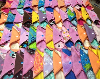 Set of 5 MamaBear LadyWear Quick-Dry cloth menstrual pads - Dailywear Pantiliners