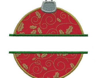Split Ornament