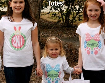 Personalized Easter Shirts for Kids