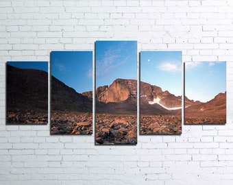 Longs Peak 5pc Canvas Set