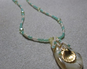 Summer Shell Necklace