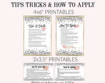 lipsense tips and tricks business card size lipsense how