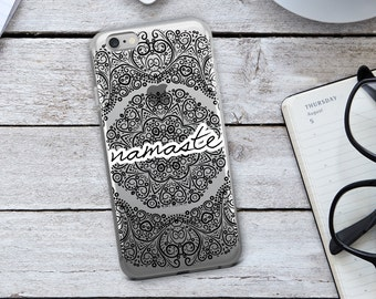 Namaste iPhone Case - Namaste Phone Case - Namaste - Namaste - iPhone Case - Yoga iPhone Case - Indian iPhone Case - Meditation iPhone Case