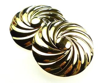 Brass discs 2pcs
