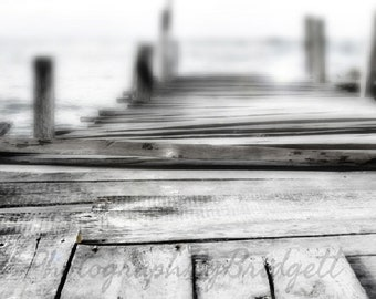 Rustic Pier Photography Old Wooden Pier Wall Art Beach Photography Spa Wall Art Peaceful Wall Art Bedroom Wall Art