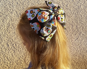 Big Bow-dacious Hair Clips