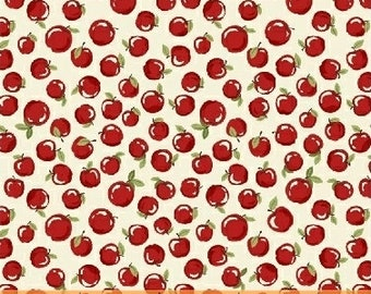 Little Red Riding Hood, 50301-1,  Apples Cotton Woven fabric