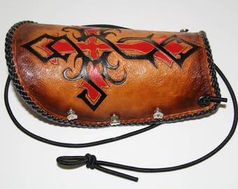 Tir à l'arc, Garde-bras, Armschutz, bracelets, bracelets, bras protecteur