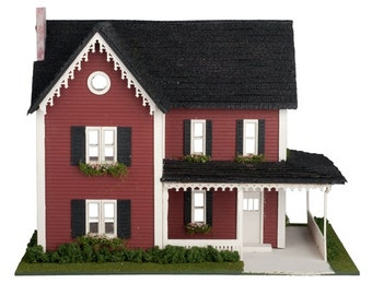 Complete Kit - Quarter Inch Country Style Farm House