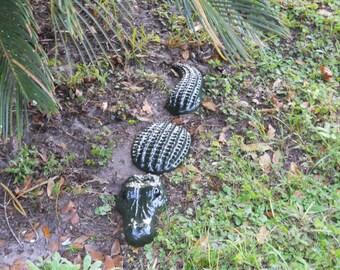 Great Alligator Garden Art | Etsy