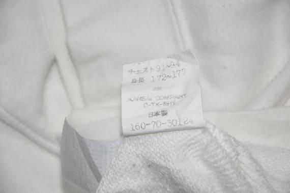 Embroidered Kansai Pullover Impact Size Vintage Sweater Logo Spellout Large Yamamoto Sweatshirt Kansai AfIgq