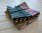 Set of 10 Quilted Coaster...