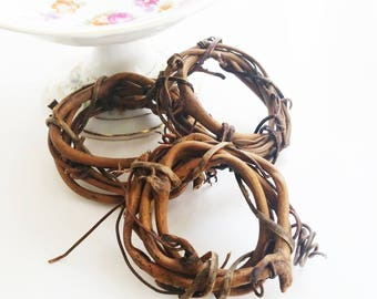 Vine Napkin Rings / Wedding / Place Setting - Set of 120