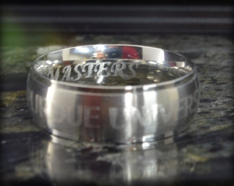 Inside Ring Engraving / Etching