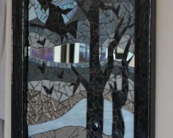 Halloween mosaic