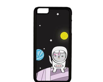 Space Cat Phone Case, Cat iphone Case, Cat Samsung Phone Case, Phone Case, iphone 5 SE 6 7, 8, X, Samsung Galaxy S7 S5 S6 S8, Cat
