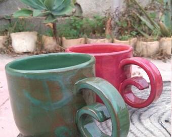 breakfast tea cup Big
