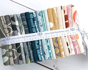 PREORDER: Forage - Half Yard Bundle by Anna Graham (Noodlehead) - Full Collection