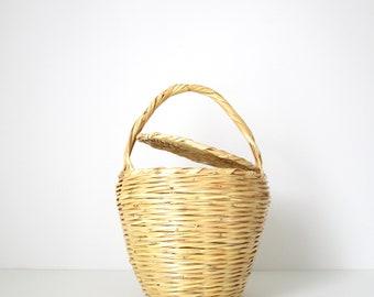 Large Jane Birkin Basket bag