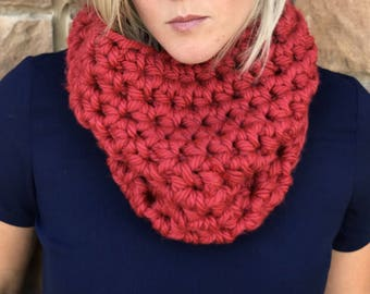 Elizabeth Cowl - Poppy Red