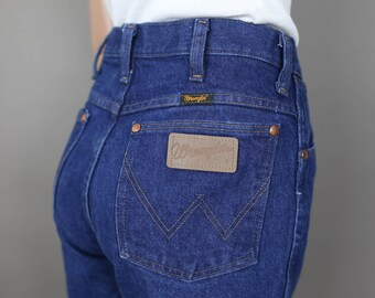 80s WRANGLER HIGH WAIST jeans size