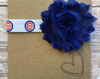Chicago CUBS Baseball Headband, MLB