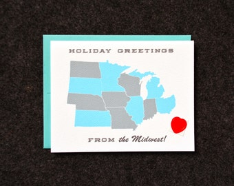 Midwest Holiday Greetings