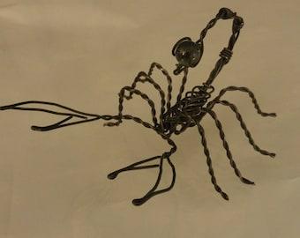 Wire scorpion