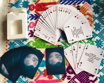 Gypsy Oracle Deck-Easy to Use-Free Shipping USA