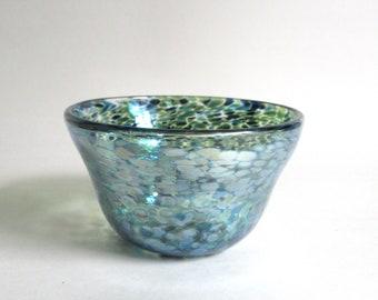 Blue Steel Bowl