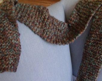 Crochet Neck Scarf