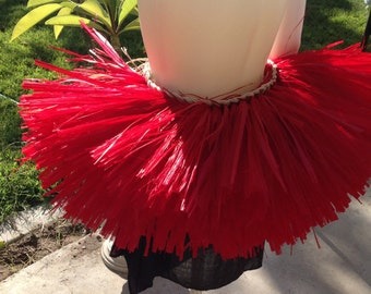Authentic Half Braided Hau/Fau Hip Hei. Braided Tahitian And Cook Island Hip Hei..Perfect For All Ages. Listing  Is For Half Hip Hei Only!