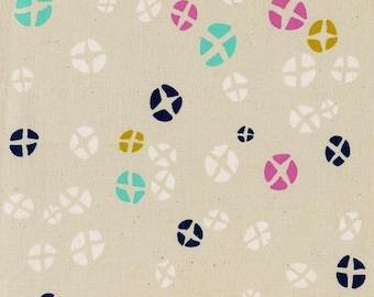 Hot Cross Buns by Rashida Coleman-Hale for Cotton + Steel Modern Quilting Cotton - 0.5 metre