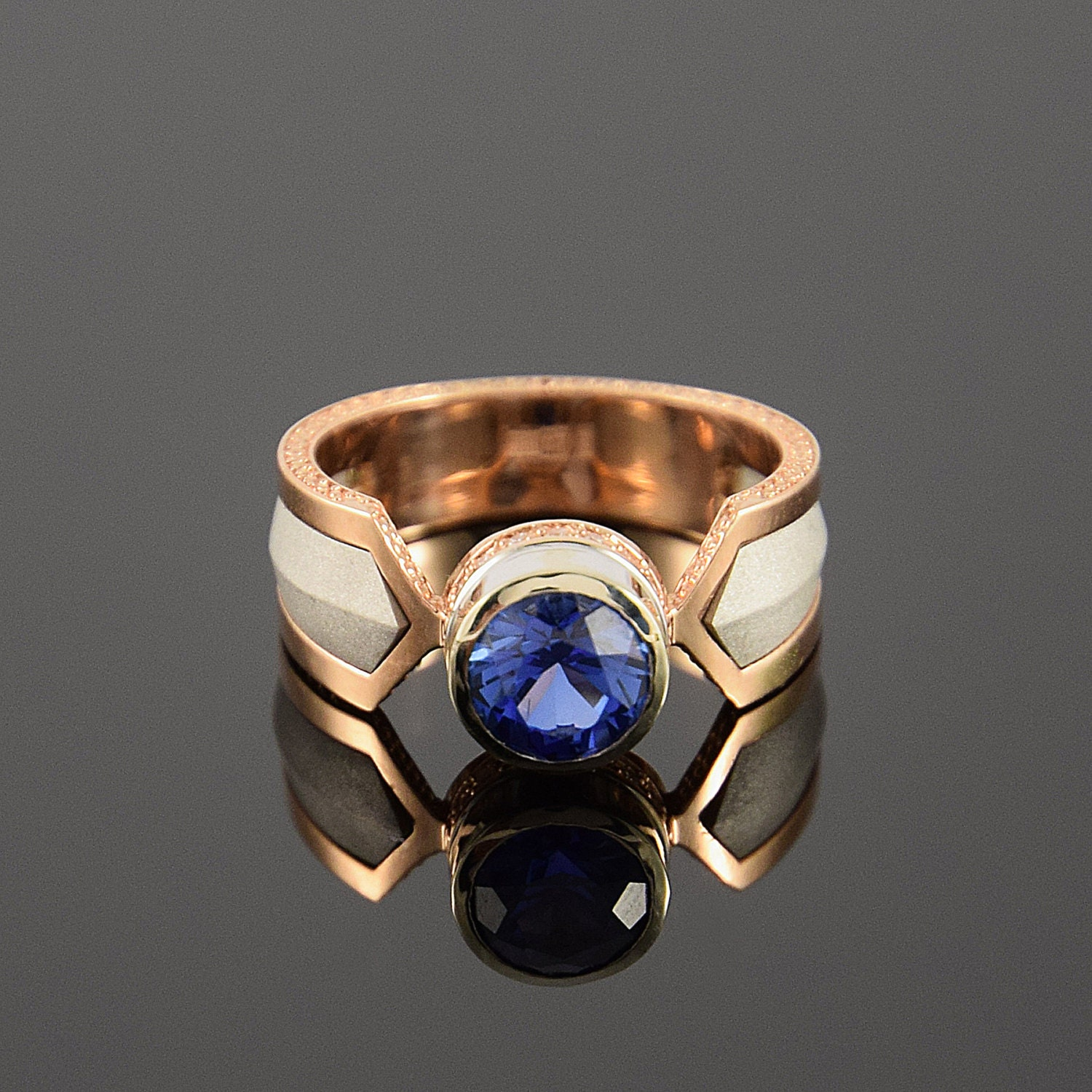 zoom fullxfull gold il men man ring statement bluestone listing au sapphire