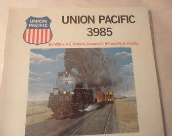 Union Pacific 3985-new still sealed- by botkin, hill & kindig