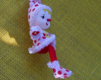 Christmas Pixie Clown