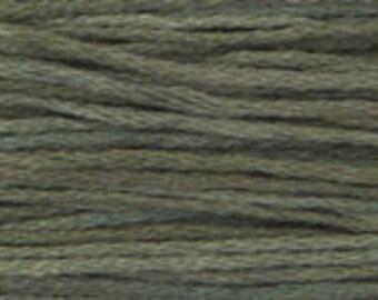 2159 Seaweed - Weeks Dye Works 6 Strand Floss