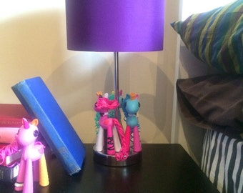 Girls bedside lamp!