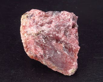 "Rare Red Eudialyte Eudyalite from Quebec, Canada - 1.2"""