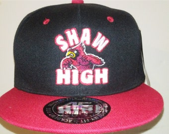 Shaw High Cardinals Baseball Cap