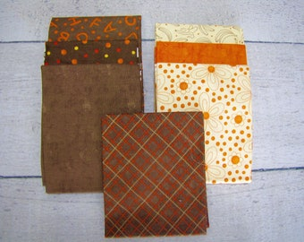 Lollipop Fat Quarters by Sandy Gervais for Moda