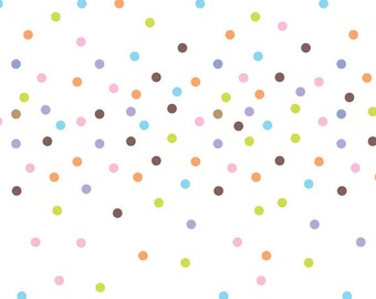 """Sprinkle Dots Tissue Paper 240 sheets 20 x 30"""" Recycled Paper for Weddings Gift Wrap"""