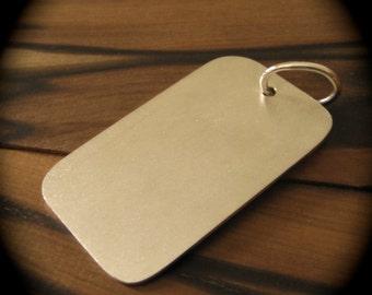 Hand made tag