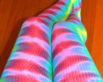 Club Kid Thigh High Socks