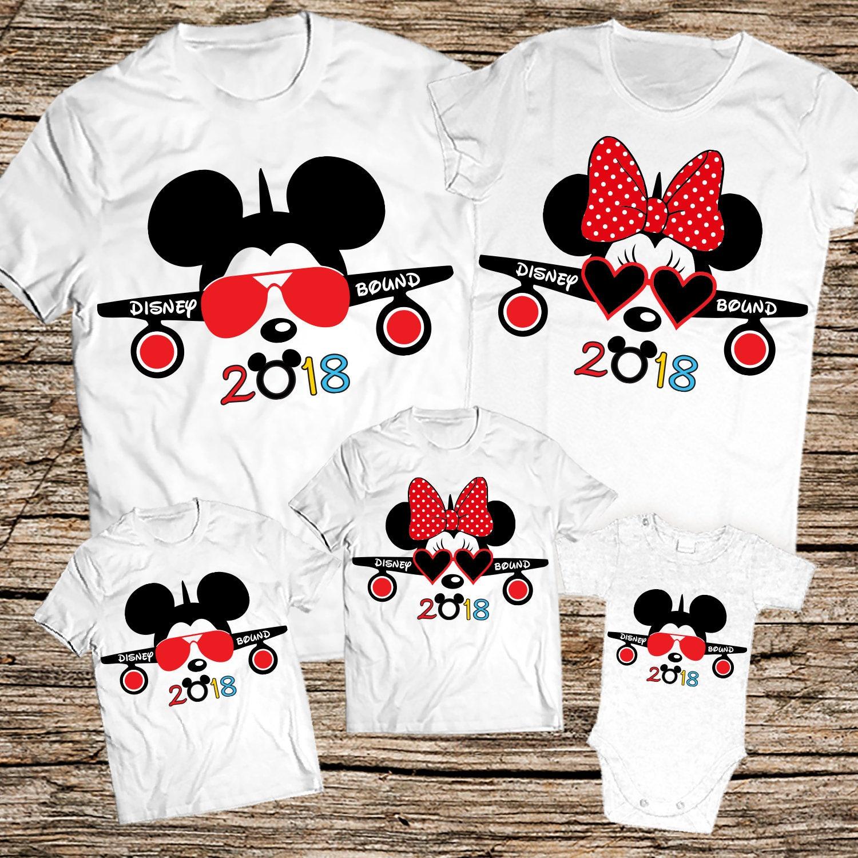 Disney Bound Family Shirt 2018 Disney Family Shirts Mickey