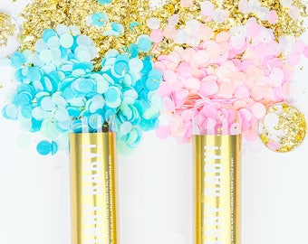 Gender Reveal Popper Confetti